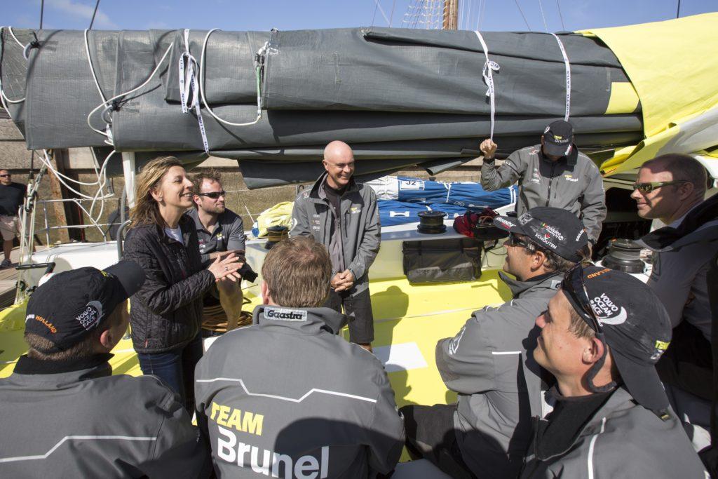 Volvo Ocean Race SportsSpeakers