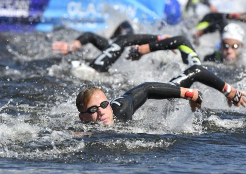 +ALT open water zwemmen